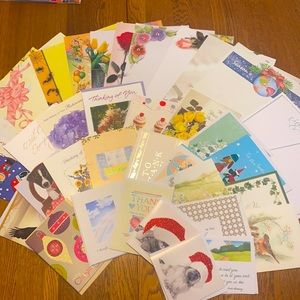 3/$15 Assorted Letter-Writing Stationery Bundle!